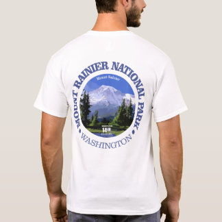 Mt Rainier NP T-Shirt