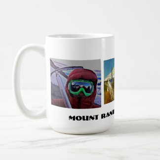 Mt Ranier Coffee Mug