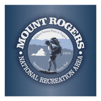 Mt Rogers NRA Poster