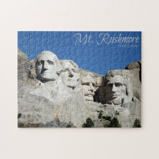 Mt. Rushmore Jigsaw Puzzle