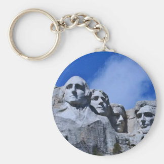 Mt. Rushmore Landmark Keychain