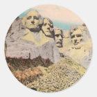 Mt. Rushmore Sticker