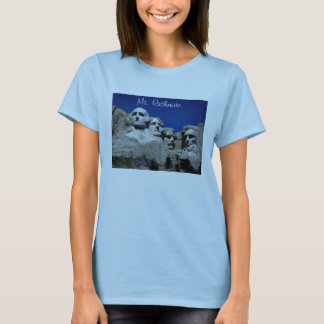 Mt Rushmore tshirt