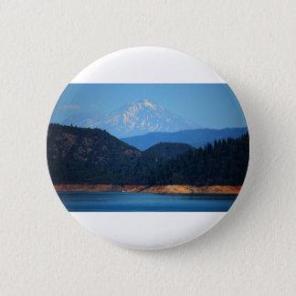 Mt Shasta 2 Inch Round Button