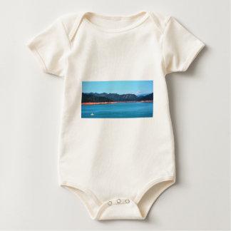 Mt Shasta Baby Bodysuit