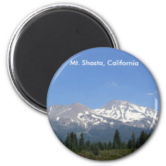 Mt. Shasta, California Magnet