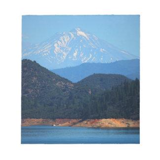 Mt Shasta Notepad
