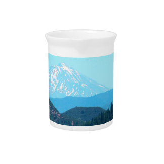 Mt Shasta Pitcher
