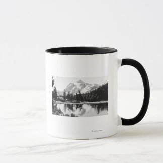 Mt. Shuksan and Mt. Baker Lodge Photograph Mug