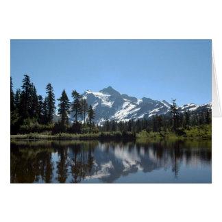 Mt. Shuksan Card