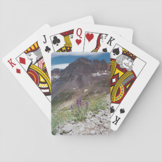 Mt. Sneffels Playing Cards
