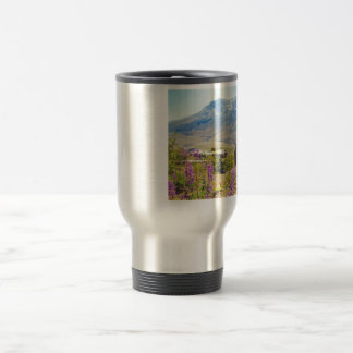 Mt. St. Helens Travel Mug