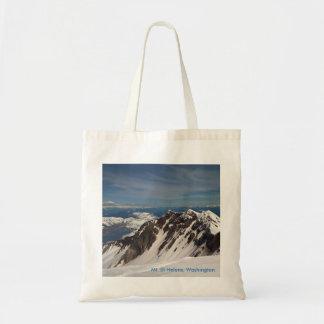 Mt. St. Helens, Washington Tote Bag