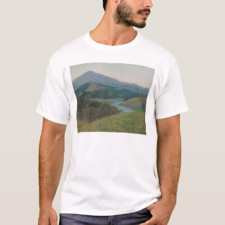 Mt. Tamalpais from Corte Madera Creek (1153) T-Shirt