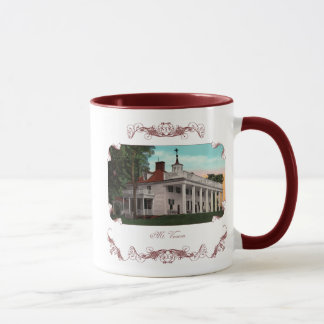 Mt. Vernon Vintage Coffee Mug
