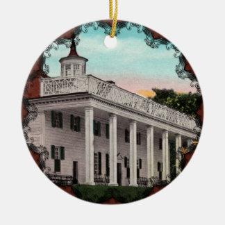 Mt. Vernon Vintage Ornament