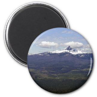 Mt. Washington 2 Inch Round Magnet