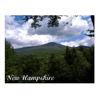 Mt Washington, New Hampshire Postcard