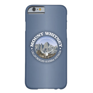 Mt Whitney Barely There iPhone 6 Case