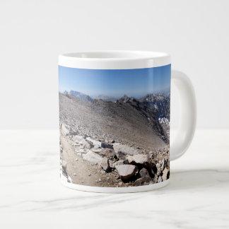 Mt Whitney needles Traverse - John Muir Trail Jumbo Mug