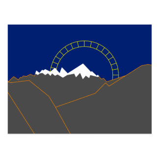 Mt. Whitney Postcard
