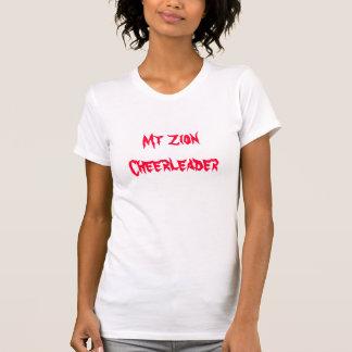 Mt Zion Cheerleader Tee Shirt