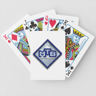 MtB Bicycle playing cards