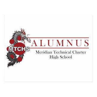 MTCHS Almnus 1 Postcard