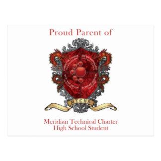 MTCHS Alumni Design 2 Postcard