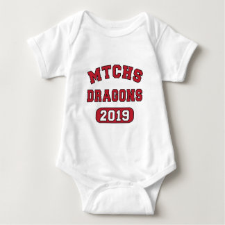 MTCHS Class of 2019 Swag Baby Bodysuit