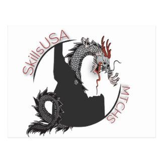 MTCHS Skills USA 1 Postcard