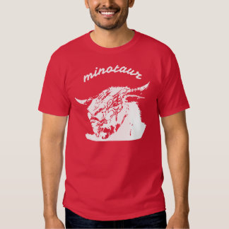 MtG old school Minotaur Tshirt