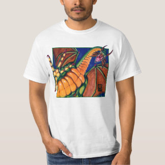 MtG Shivan Dragon T-Shirt
