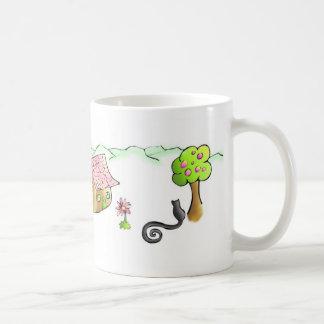 Mtn Cbn Mug~ Basic White Mug