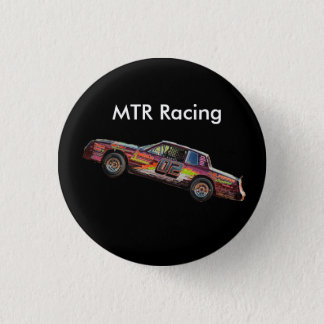 MTR Racing 1 Inch Round Button