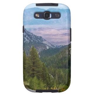 MtWhitneyTrailView 2 - by Fern Savannah Samsung Galaxy SIII Cover
