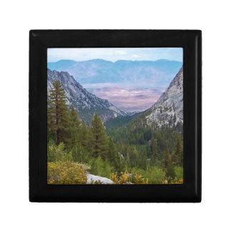 MtWhitneyTrailView#2 Gift Box - by Fern Savannah
