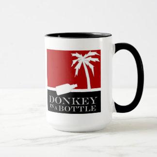 MU - DIAB Red Black Gray Mug