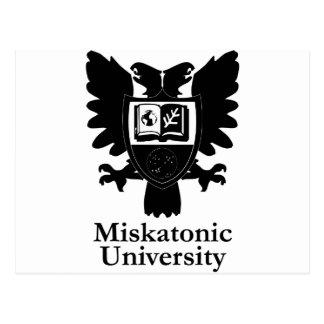 MU-Heraldic-Crest-zazzle Postcard