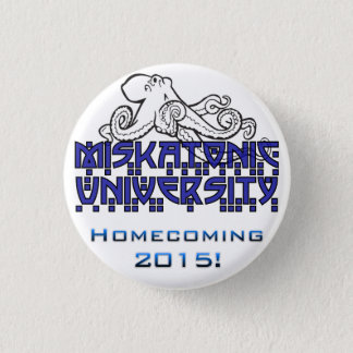 MU Homecoming 2015 Pin