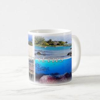 MU Mauritius - Coffee Mug
