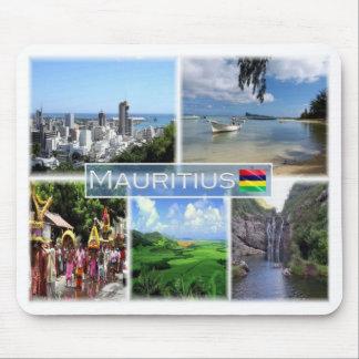 MU Mauritius - Port Louis - Mouse Pad