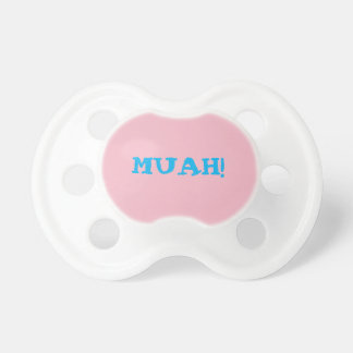 MUAH! Pacifier