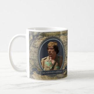 Muammar Gaddafi Historical Mug