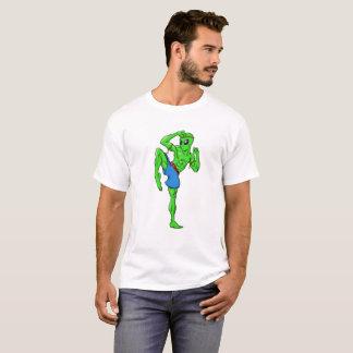 Muay Thai Alien T-Shirt