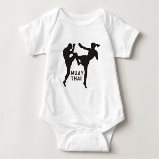 Muay Thai Baby Bodysuit