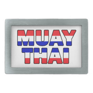 Muay Thai Belt Buckle