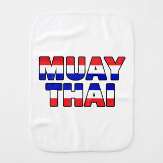 Muay Thai Burp Cloth