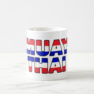 Muay Thai Coffee Mug