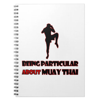 muay thai Designs Notebook